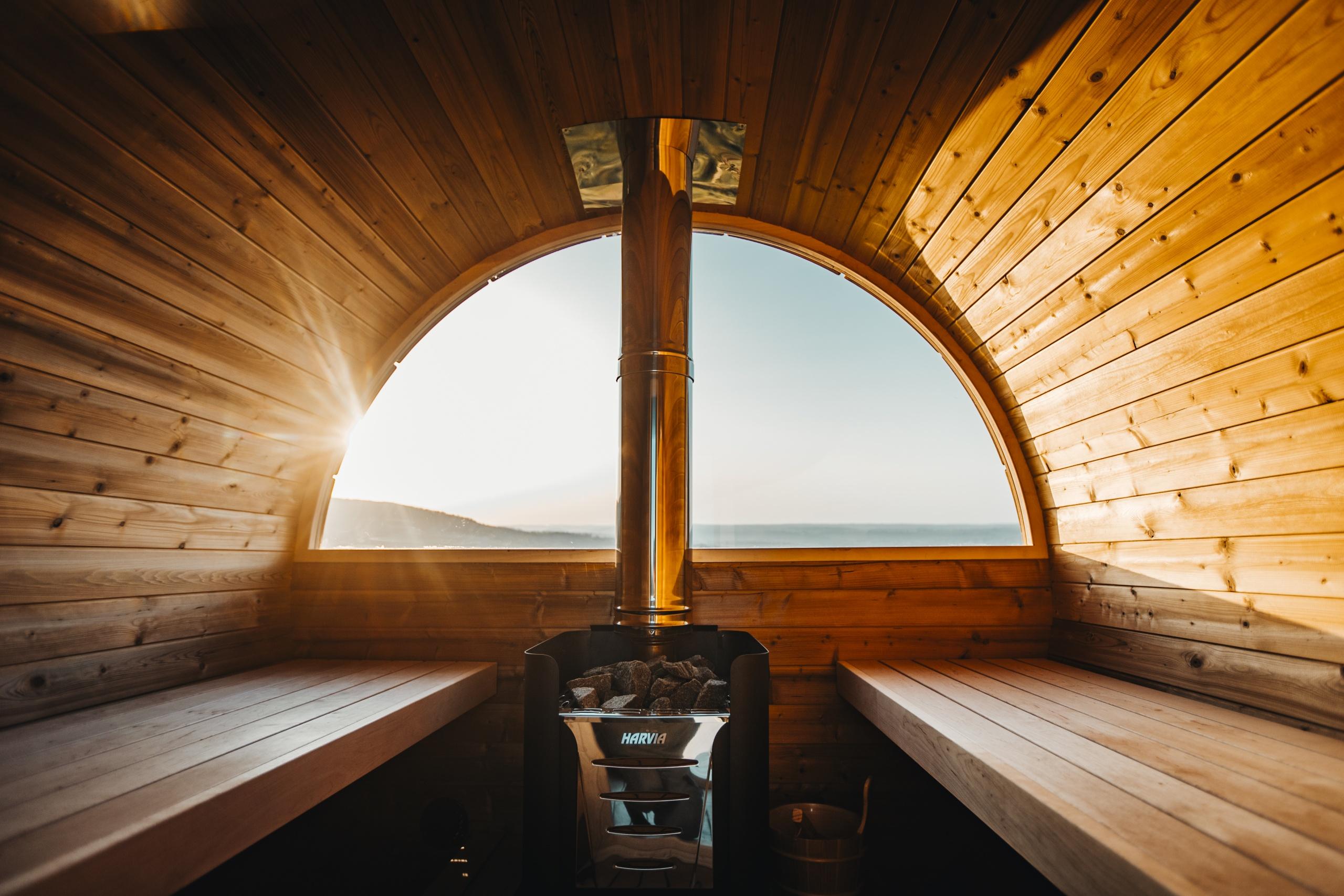 Entspannung Sauna Zabergäu